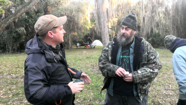 Skunk Ape Campsite